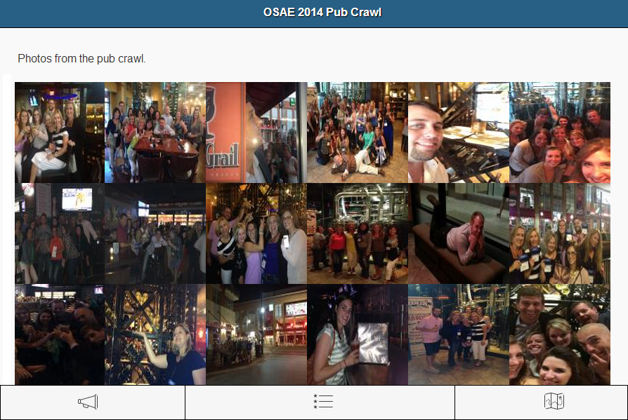 OSAE 2014 annual conference photo gallery