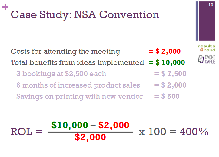 NSA Convention example