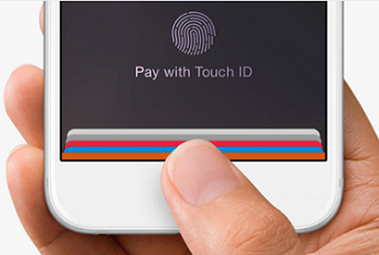 Apple Pay finger print scanner security