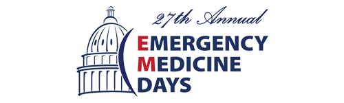 EMLRC's Emergency Medicine Days logo