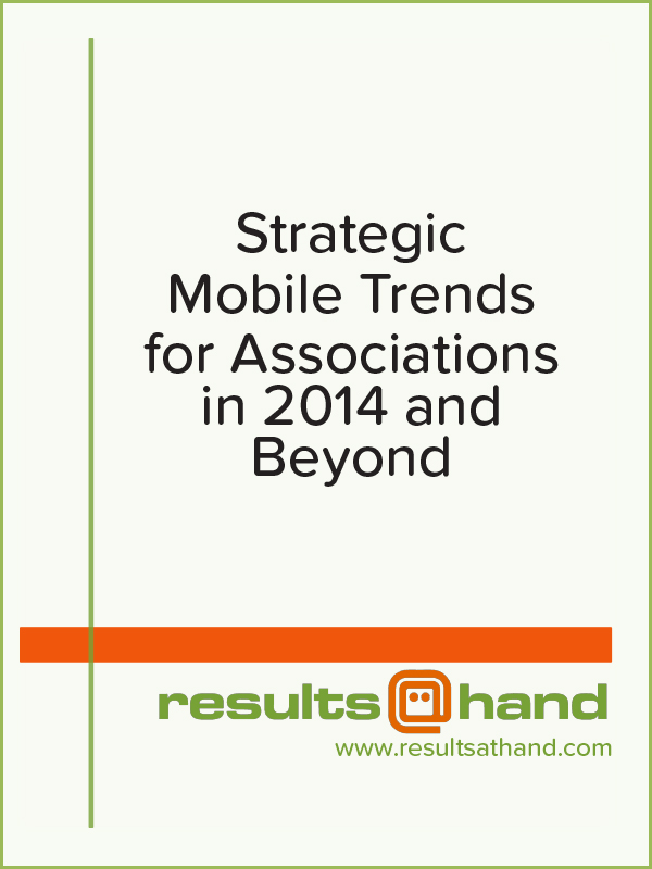 Strategic Mobile Trends for Associations and Event Leaders