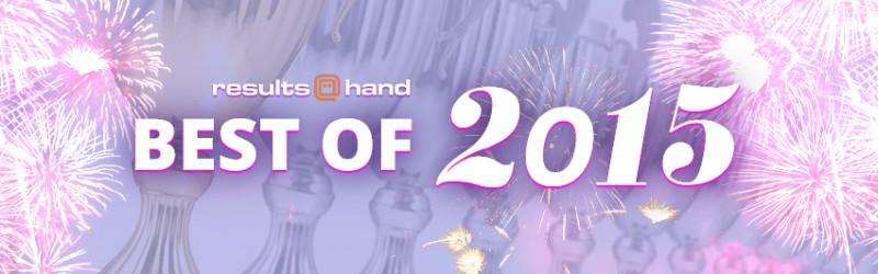 Results at Hand Best of 2015 blog post banner