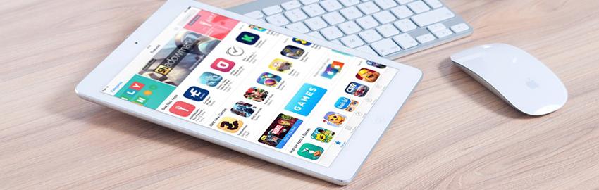Mobile apps on ipad mobile app optimization